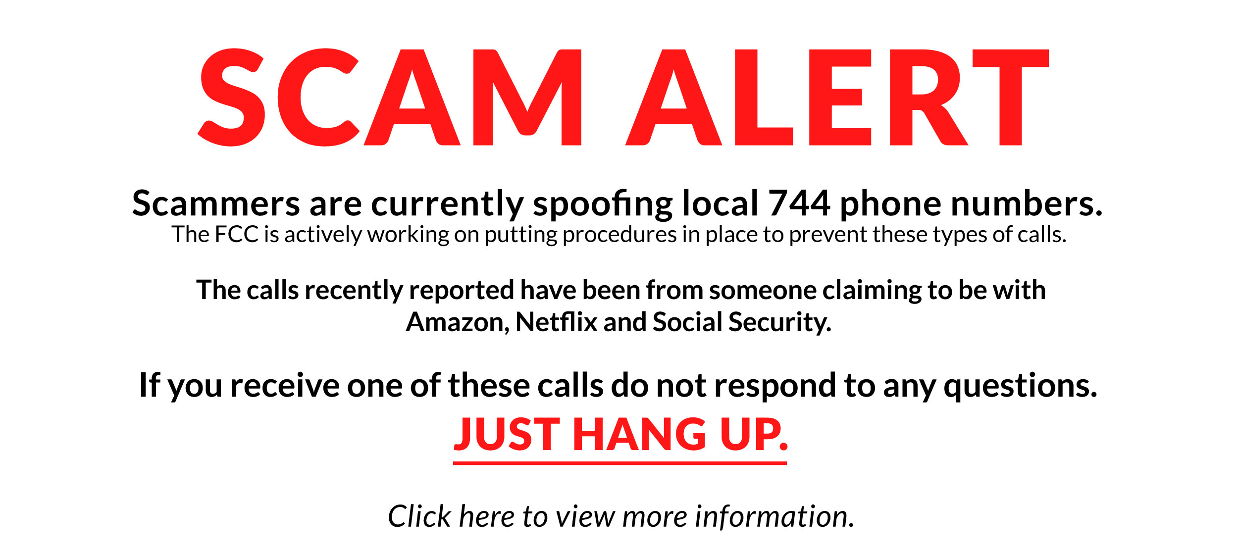 Call Spoofing Info